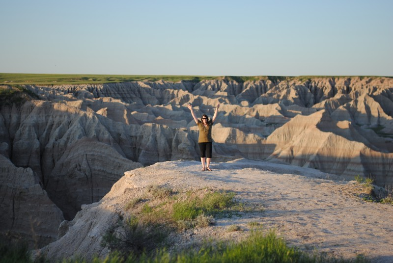 WILD WEST: THE BADLANDS