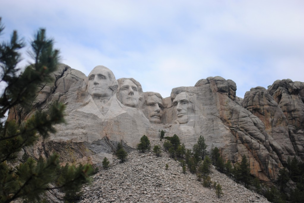 WILD WEST: MT RUSHMORE