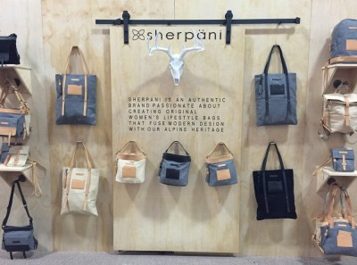 SHERPANI BAGS, OR